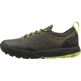 Helly Hansen Loke Dash 2 HT Sko Herrer, beluga/wood green/azid lime